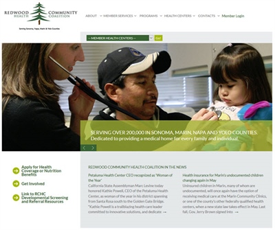 HITEQ Center - Redwood Community Health Coalition