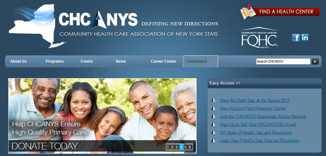 Community Healthcare Association of New York State