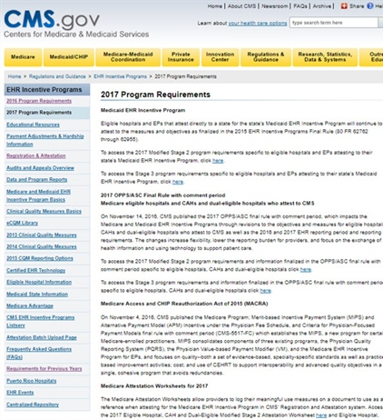 CMS finalizes 90-day reporting for Meaningful Use