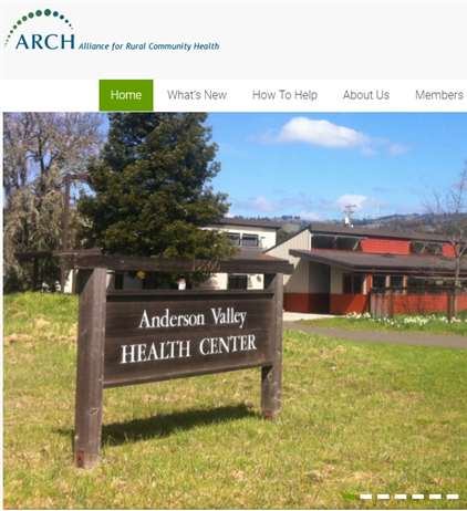 Alliance for Rural Community Health