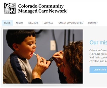 Colorado Community Managed Care Network (CCMCN)
