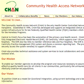 Community Health Access Network