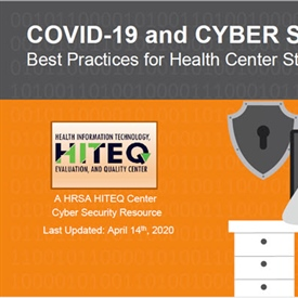 COVID-19 and CYBER SECURITY RISKS