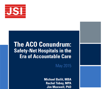 The ACO Conundrum