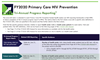 FY2020 Primary Care HIV Prevention Reporting