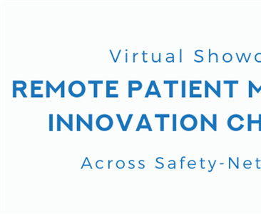 Remote Patient Monitoring Innovation Showcase