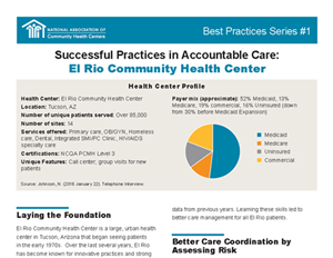 Successful Practices in Accountable Care: El Rio Community Health Center
