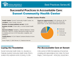Successful Practices in Accountable Care: Sunset Community Health Center