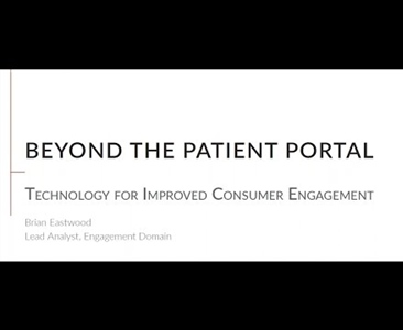 Beyond the Patient Portal