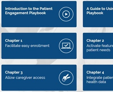 The Patient Engagement Playbook