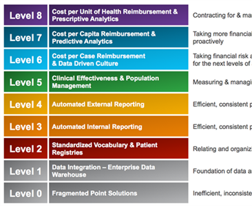 The Healthcare Analytics Adoption Model: A Framework and Roadmap