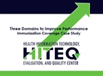 Three Domains to Improve Performance