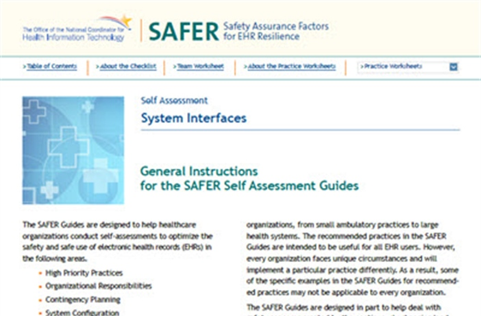 SAFER-5 System Interfaces